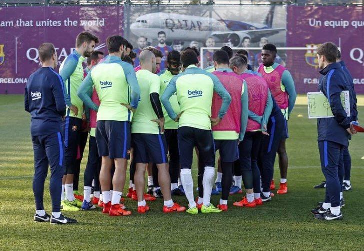 Гол Месси принес «Барселоне» победу над «Атлетико»
