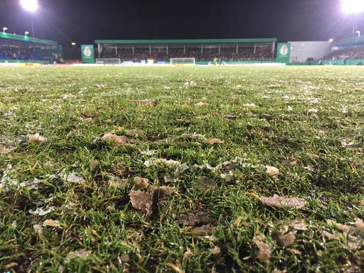 Матч «Шпортфройнд»— «Боруссия» Дотменен