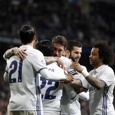 """""""Реал Мадрид"""" с трудом вырвал ничью"""