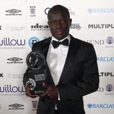 Стали известны обладатели наград London Football Awards 2017