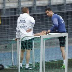 """Роналду тренируется по индивидуальной программе и вряд ли сыграет против """"Эйбара"""""""