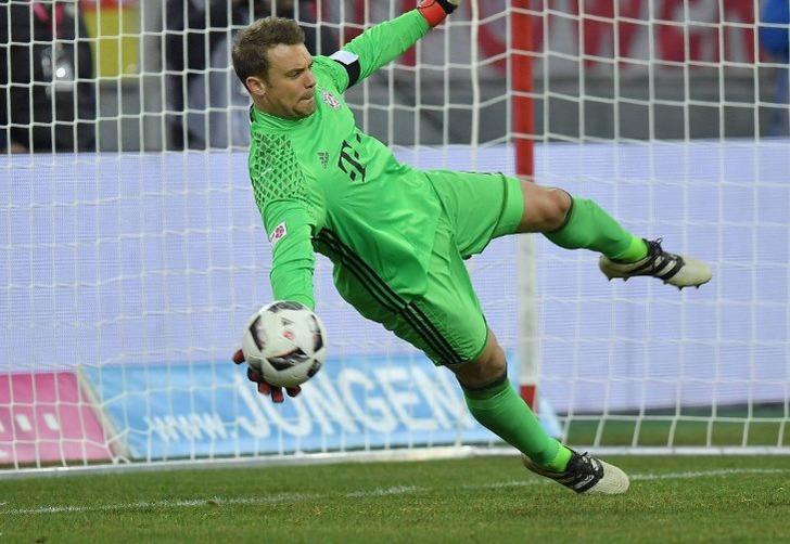 «Бавария» вышла вчетвертьфинал Лиги чемпионов
