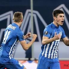 Малиновский претендует на звание лучшего игрока недели в Лиге Европы