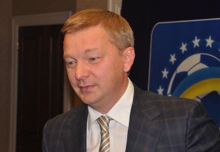 Сергей Палкин предложил ряд перемен  вукраинской Премьер-лиге
