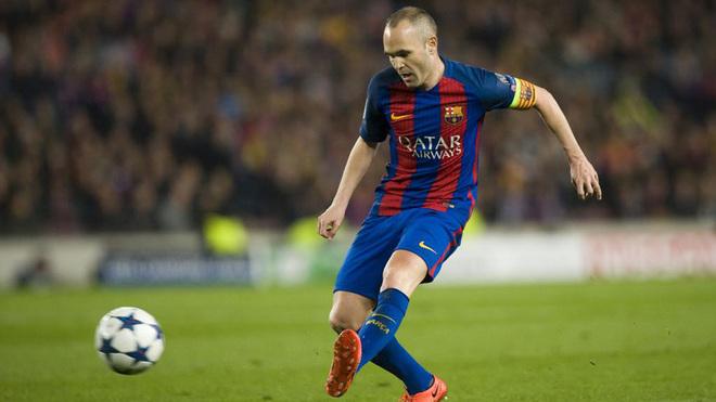 Иньеста согласовал условия нового соглашения с«Барселоной»