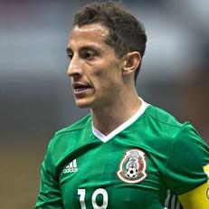 Андрес Гуардадо не поможет сборной Мексики в марте