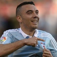 Аспас забил 100-й гол в клубной карьере