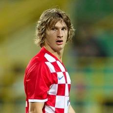 Тин Едвай считает, что сборная Хорватии сильнее Украины