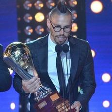 Марек Хамшик признан лучшим футболистом Словакии по итогам 2016 года