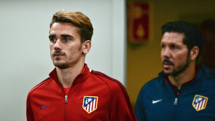 Гризманн готов вдальнейшем перейти в«Реал» либо «Барселону»
