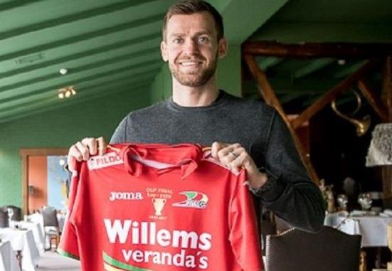 Бельгийский «Остенде» подписал 3-х летний договор сзащитником «Зенита» Ломбертсом