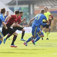 Молодежная сборная Украины сыграла вничью с Турцией