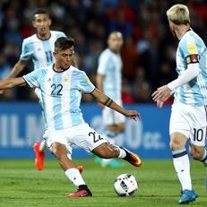 Стартовый состав Аргентины на матч против Чили, Дибала вне игры