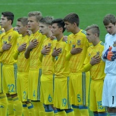 Украина U-17 обыграла Швецию