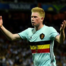 Де Брюйне повредился на тренировке сборной Бельгии