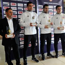 Мхитарян назван лучшим игроком Армении 2016 года
