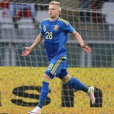 Зинченко считает, что Украина сможет отобрать очки у Хорватии