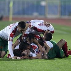Болгария сенсационно обыграла Нидерланды