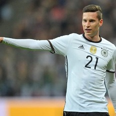 Дракслер вернулся к тренировкам со сборной Германии