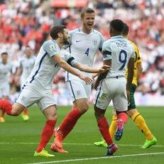 Англия без проблем обыграла Литву