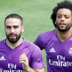 """В июне """"Реал Мадрид"""" намерен продлить контракты с Марсело и Карвахалем"""