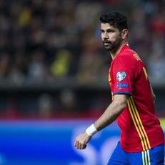 Диего Коста под вопросом на матч против Франции