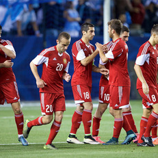 Армения в большинстве победила Казахстан