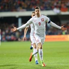 Польша вырвала победу у Черногории