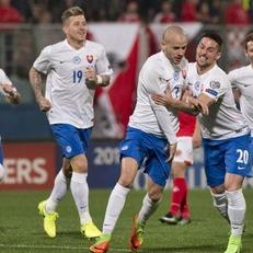 Словакия в гостях переиграла Мальту