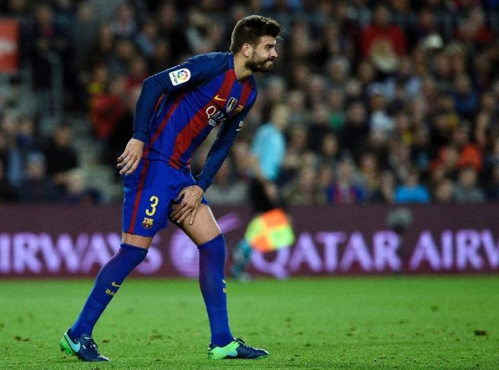 «Реал» может подать всуд назащитника «Барселоны»