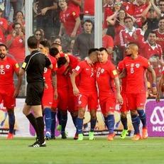 Чили не оставляет ни единого шанса на победу Венесуэле