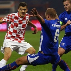 Эстония разгромила Хорватию