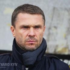 """Ребров: """"Если нужен """"Динамо"""" - продлю контракт"""""""