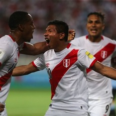 Перу одерживает волевую победу над Уругваем