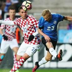 Пьяца получил травму в матче против Эстонии