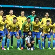 Бразилия первой обеспечила себе попадание на ЧМ-2018