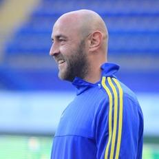 Назаренко завершил карьеру футболиста