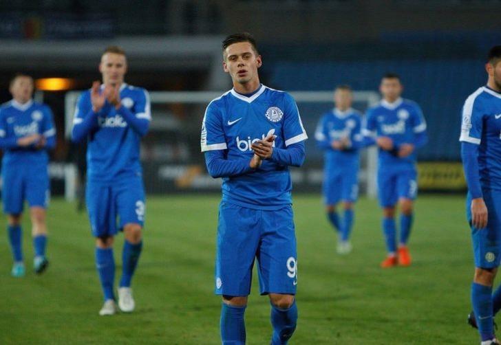 Скаут загребского «Динамо» просматривал голкипера «Днепра»