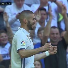 Бензема забил каждой испанской команде, против которой играл