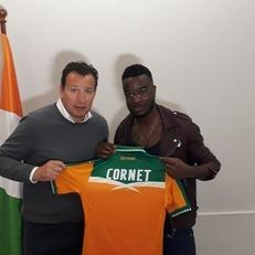 Максвел Корне и Секо Фофана решили выступать за сборную Кот-д'Ивуара