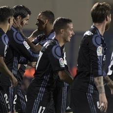 """""""Реал Мадрид"""" обыграл """"Леганес"""""""