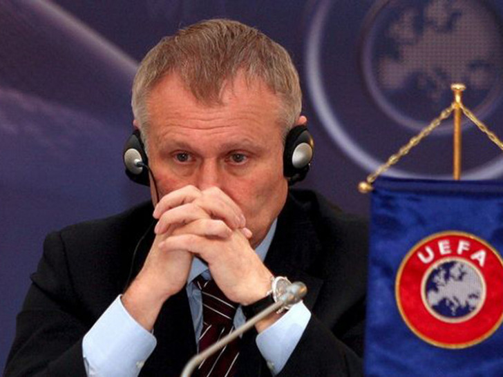 Григорий Суркис был переизбран напост вице-президента УЕФА