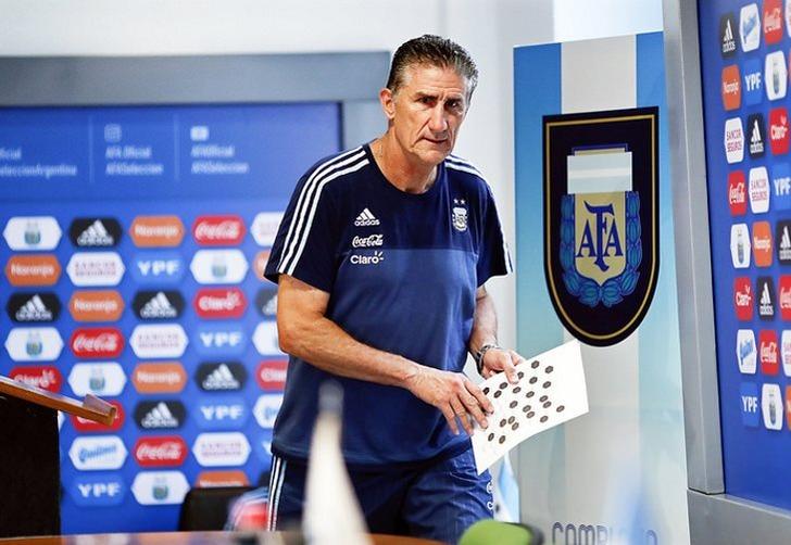 Бауса уволен сдолжности основного тренера сборной Аргентины