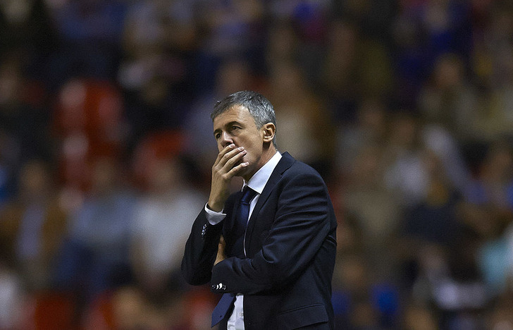 «Гранада» сменила основного тренера