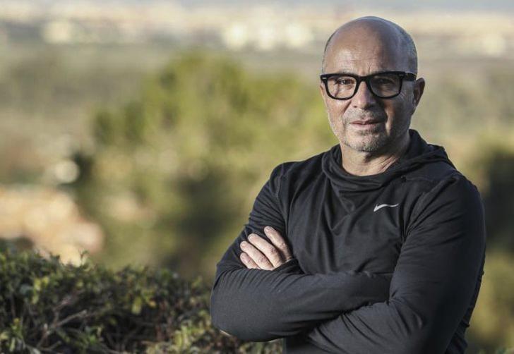 Хорхе Сампаоли; фото: Рамон Наварро, Marca