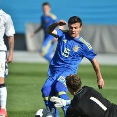 Украина U-18 не сумела переиграть итальянцев