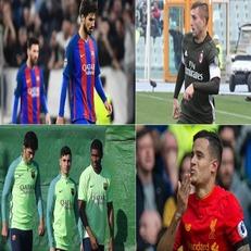 """Руководство """"Барселоны"""" обозначило четыре цели на ближайшее лето"""