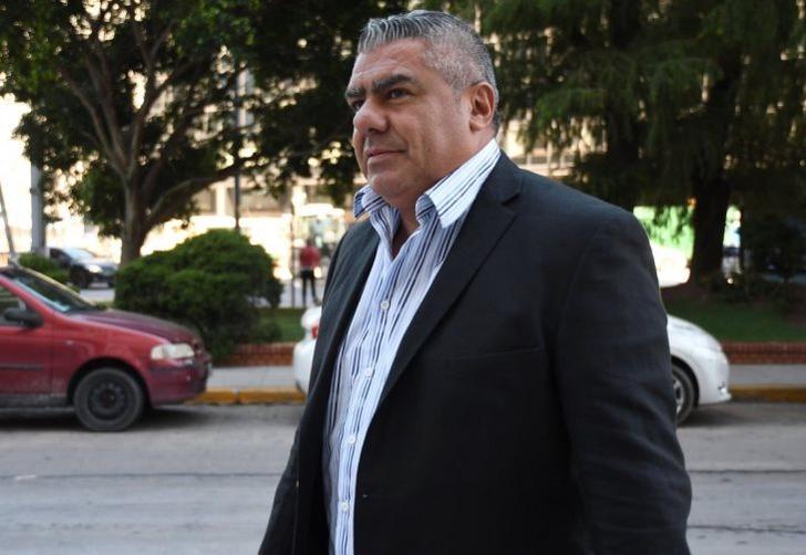 Президент AFA Клаудио Тапиа, Twitter