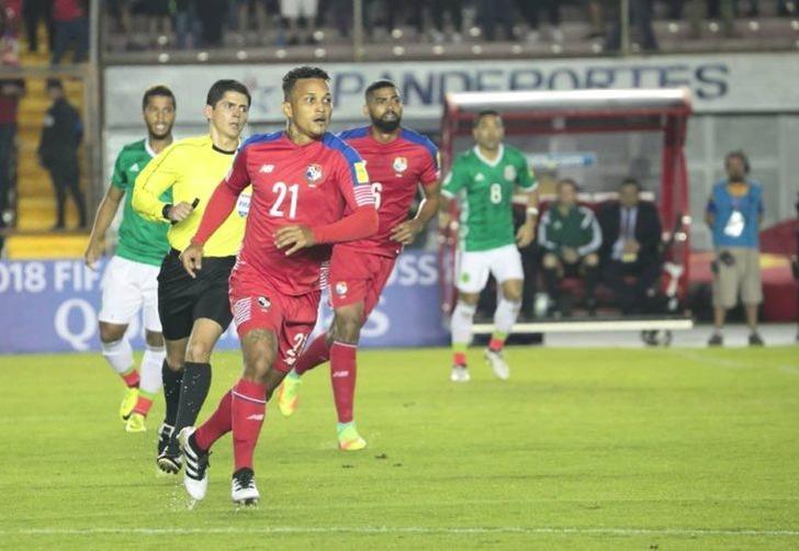 Амилькар Энрикес; фото: твиттер Панамской федерации футбола