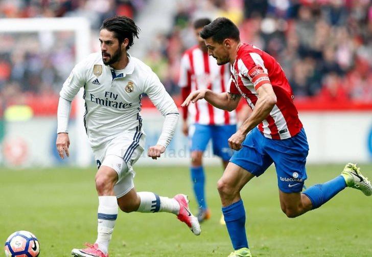 """Иско (слева); фото: Хелиос де ла Рубия, ФК """"Реал Мадрид"""""""